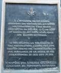 Image for Plaque des vestiges des anciennes fortifications de Ville-Marie - Montréal, Québec