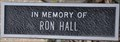 Image for Ron Hall