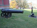 Image for Townsend Memorial Hall Cannon #2 - Townsend, MA