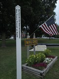 Image for Peace Pole - Malone, NY