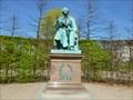 Image for 2476 Andersen Asteroid and Hans Christian Andersen Monument - Copenhagen, Denmark