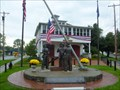 Image for Ground Zero, Brockport F. D. 9/11 Memorial - Brockport, NY -