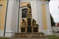 Image for Pomnik Obetem 1. a 2. svetove valky - Dolni Bojanovice, Czech Republic