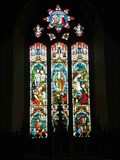 Image for East Window, Church of St Peter & St Paul, Westbury-on-Severn, Gloucestershire