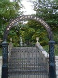 Image for Sacred Heart Academy Gates- St. Charles, Missouri