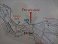 Image for Bright Riverside Walks - You Are Here - Ovens River, Bright, Vic