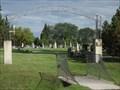 Image for Lac Du Bonnet Cemetery Entrance Arch - Lac Du Bonnet MB