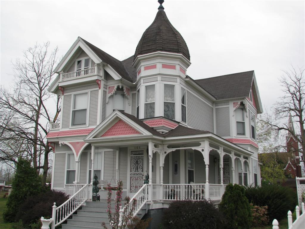101 South 4th Street Mound City Illinois Victorian