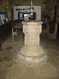 Image for Font - St Mary the Virgin, Badby, Northants