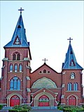 Image for Former St. Patrick's Catholic Church - Lewiston, Maine