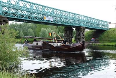 Spanjeveerbrug – Mendonk (Gent), Belgium - Wikipedia Entries on