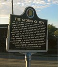 Image for The Storms of 1974 - Guin, AL