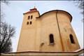 Image for Rotunda of St. Peter and St. Paul at Budec / Rotunda Sv. Petra a Pavla na Budci