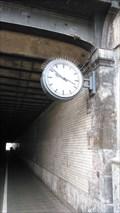 Image for Allersberger Unterführung clock - Nürnberg, Germany