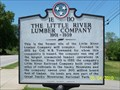 Image for THE LITTLE RIVER LUMBER COMPANY 1901 - 1939 - Townsend, TN