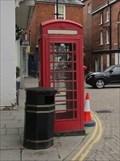 Image for K6, Castle Street, Ludlow, Shropshire.