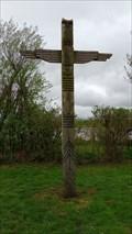 Image for Totempfahl im Westerhammerich - Leer, Niedersachsen, Deutschland