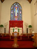 Image for Stain Glass at Emmanuel Lutheran Church, Van Wert, Ohio