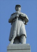 Image for War of the Rebellion Soldier - Janesville, WI