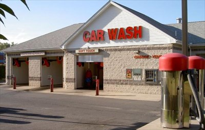 Car Wash - Enfield, CT - Coin Operated Self Service Car Washes on