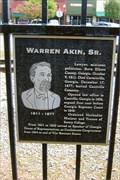 Image for Warren Akin, Sr. - Cartersville, GA