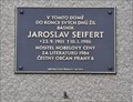 Image for LITERATURE: Jaroslav Seifert 1984 - Prague, Czech Republic