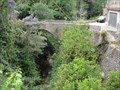 Image for Arch Bridge Over Torrent des Raco - Fornalutx, Mallorca, Spain