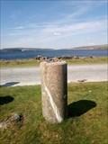 Image for Llyn Brenig Survey Monument, Cerrigydrudion, Conwy, Wales.