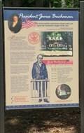 Image for President James Buchanan - Cove Gap PA