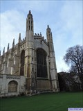 Image for King's College Chapel - CAMBRIDGE EDITION - King's Parade, Cambridge, UK