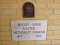 Image for 1970 - Moody-Leon United Methodist Church - Moody, TX