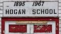 Image for Hogan School - 1895 - Red Lodge, MT