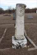 Image for I.T. O'Neal - Oswalt Cemetery - Oswalt, OK