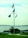 Image for Fort Allen Park Nautical Flagpole - Portland, ME
