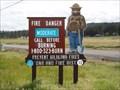 Image for Smokey Bear - Newman Lake, WA