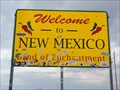 Image for Welcome to New Mexico - Clayton, NM