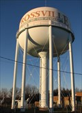 Image for Heart of the Plateau Water Tower - Crossville, Tennessee