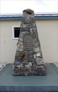 Image for Royal Canadian Legion Cairn - Okanagan Falls, British Columbia