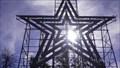 Image for Largest Illuminated Free-standing Man-made Star  -  Roanoke, VA