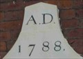 Image for 1788 - Stourbridge Presbyterian (Unitarian) Chapel, West Midlands, England