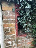 Image for Victorian Wall Post Box - Ramsnest Common, near Chiddingfold, West Sussex, UK