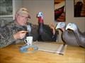 Image for model12's Wild Turkey Decoy Photo Challenge
