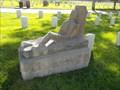 Image for Dennis O'Leary Grave Marker - Santa Fe National Cemetery - Santa Fe, NM
