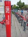 Image for »StadtRAD«-Station Nr. 2561 (Burgstraße/Hammer Landstraße) - Hamburg, Germany