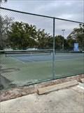 Image for Putnam Park Tennis Court - Palm Harbor, FL.