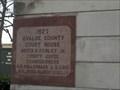 Image for 1927 - Uvalde County Courthouse - Uvalde TX