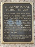 Image for MHM St Gerard School District - RM of Lorne