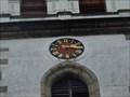 Image for Hodiny na kostele - Nové Hrady, okres Ceské Budejovice, CZ
