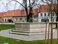 Image for Town Fountain - Velká Bíteš, Czech Republic