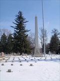 Image for Civil War Monument - Woodlawn Cemetery - Toledo,Ohio